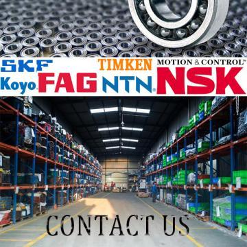 NATV20-PP Yoke Type Track Roller 20x47x25mm