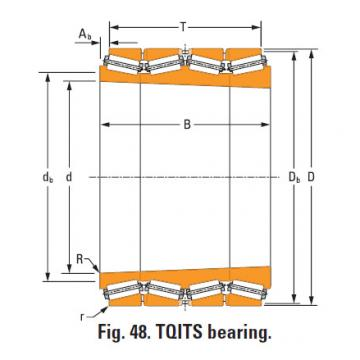 Tapered Roller Bearings  lm283630T lm283610 single cup