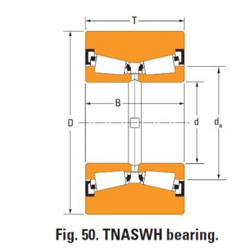 Two-Row Tapered Roller Bearings  ll20949nw k103254