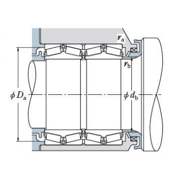 Bearing EE755280DW-360-361D