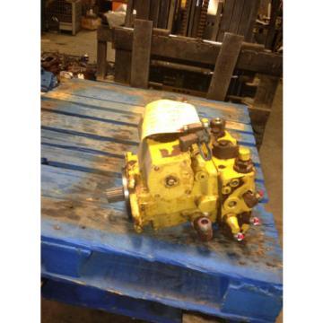 Caterpillar d6n hydraulic pump cat part number 177-6949  rexroth a4vg71